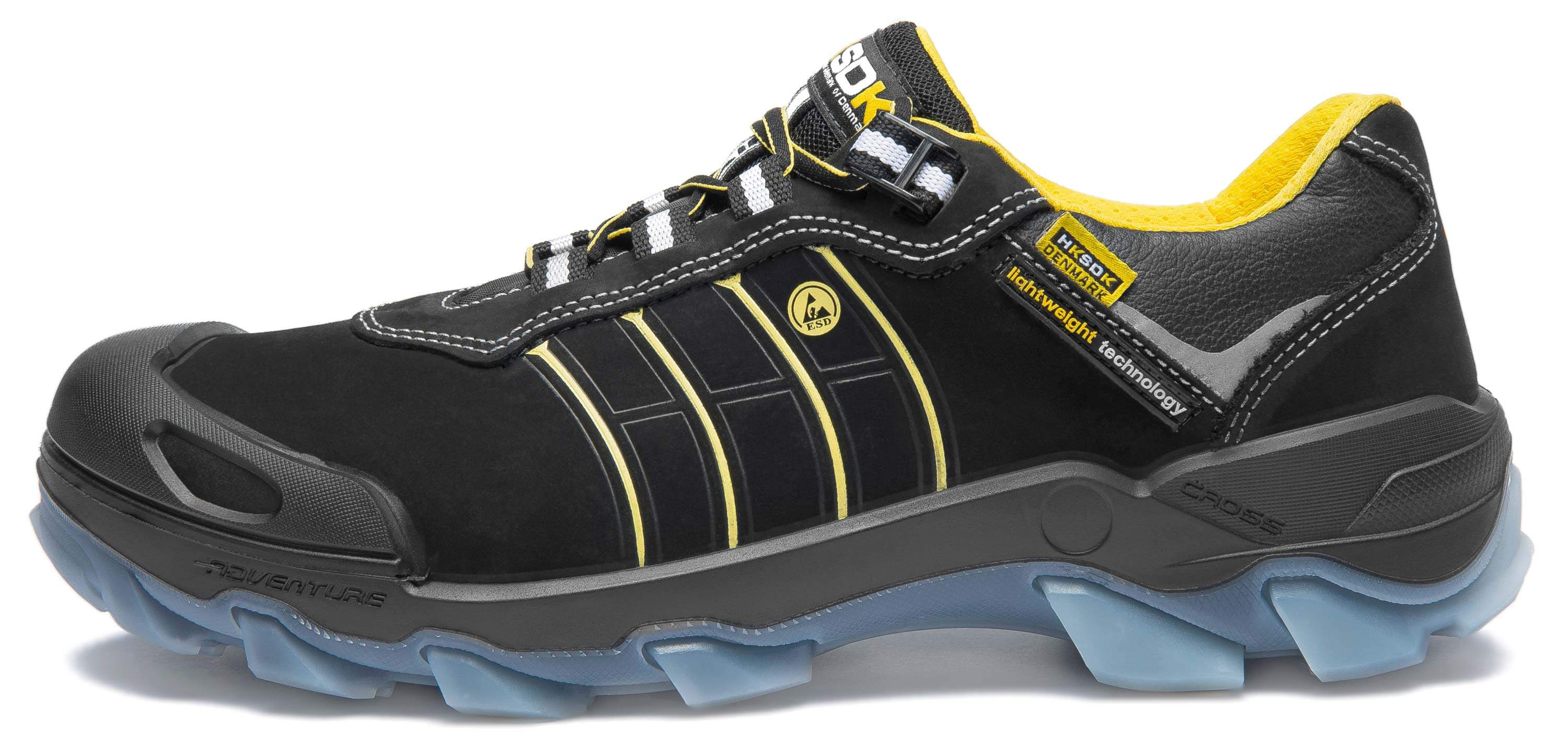 Air Sole Work Shoes