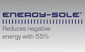 ESD sko med Energy Sål technology
