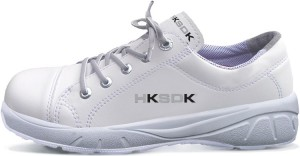 HKSDK H6 White Safety Shoe for Women