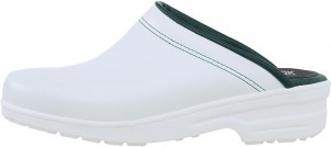 HKSDK N81 White Work Clog