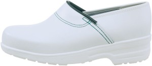 HKSDK N86 White Work Clog